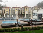 Термальные бассейны в Park Hotel Pirin