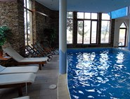 Бассейн в Spa Club Bor