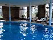 Крытый бассейн в Spa Club Bor