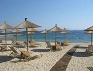 Солнечные пляжи полуострова Халкидики