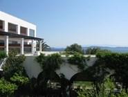 Вид с террасы отеля Eagles Palace