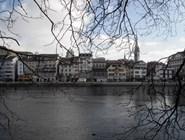 Набережная в Цюрихе