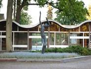 Скульптура в Паланге