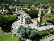 Парк Swiss Miniatur