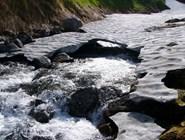 Река под ледником