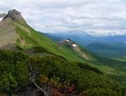 Перевал в парке Налычево