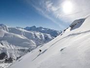 Фрирайд на склонах Альп-д'Юэза