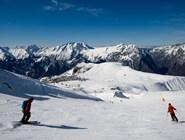 Высоко в Альпах