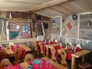 Савойский ресторан Les Aiguilles de Peclet