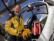 Бруно Йельп, шеф спасательной службы