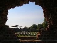 Древние руины в Вильянди