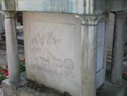Картошка на памятнике А.-О.Парментье