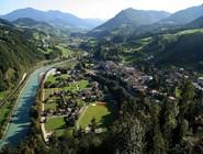 Вид на городок Верфен