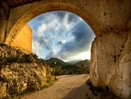 Национальный парк у подножия Сьерра-Мария в Андалусии