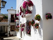 Уютные балконы в Гранаде