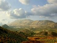 Пейзажи провинции Кордоба, Андалусия