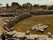 Древнеримский амфитиатр в городе Эгнация