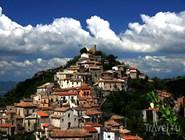Вид на старый город Акко. Районы Picitti, Santa Croce и Odivella