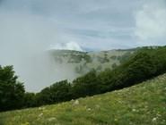Холмистые горы Montie Madonie на Сицилии