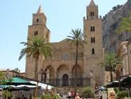 Кафедральный собор Чефалу, Сицилия