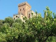 Вилла Палмиери недалеко от Сант-Амброджио, Сицилия