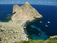 Мыс Тройа, остров Мареттимо