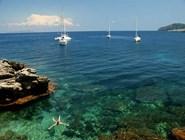 Побережье острова Мареттимо