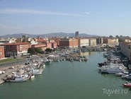 В гавани Ливорно