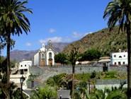 Старинная церковь в Санта-Лючия на Гран-Канарии