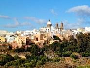 Панорама городка Агуимес