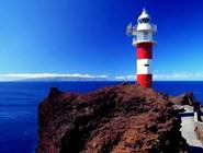 Маяк на острове Тенерифе