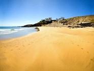 Живописный пляж на Тенерифе