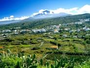 Пейзажи острова Тенерифе