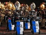 Карнавал в Люцерне. Фоторепортаж из гущи событий
