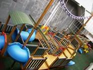Детская площадка в Mandarin Oriental Sanya