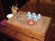 Приборы для чайной церемонии