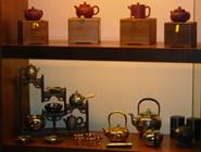 """Музей в """"Чайной комнате"""" отеля Mandarin Oriental Sanya"""