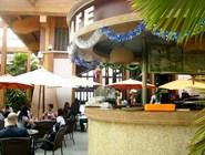 Кафе в аэропорту Саньи
