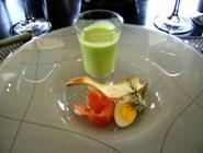 Ресторан в отеле The Excelsior отмечен наградой Bib Gourmand