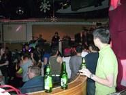 Концерты живой музыки - не редкость в барах