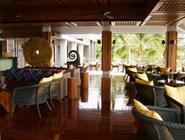 Терраса в отеле Mandarin Oriental Sanya