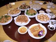 Китайские вегетарианские блюда