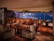 Вид на бухту из ресторана отеля The Excelsior