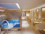Spa-зона в The Landmark Mandarin Oriental