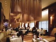 Ресторан Amber в The Landmark Mandarin Oriental