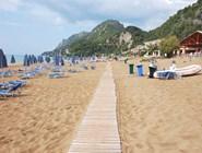 Пляж Глифада