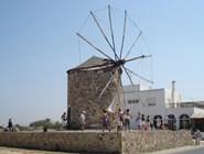 Старинная мельница в Антимахии