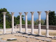 Храм Асклепия, остров Кос