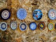Керамикические тарелки