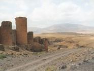 Городские стены Ани
